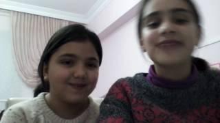 Zeynep and Sude ' yi Tanıyın 😊