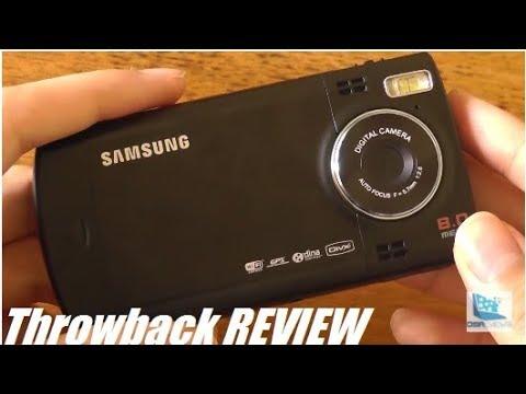 Throwback Review: Samsung Innov8 Camera Smartphone!