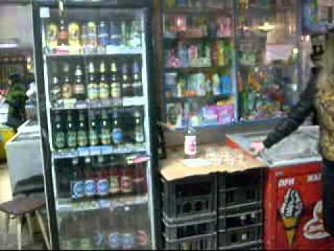 Магазин пива. Мюнхен. Более 150 сортов пенного напитка. - YouTube
