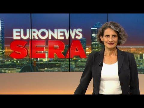 euronews (in Italiano): Euronews Sera | TG europeo, edizione di martedì 18 giugno 2019