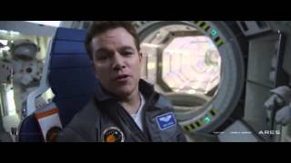 Matt Damon introduces the Ares 3 crew in The Martian promo