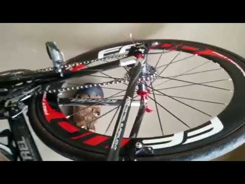 Chinese FFWD carbon clincher update