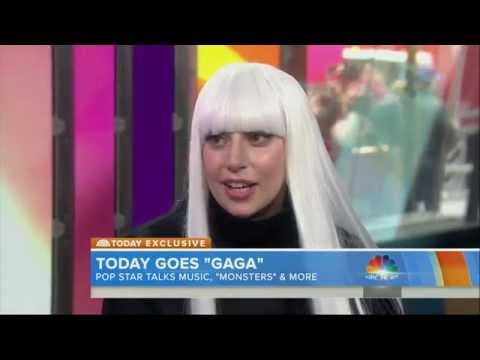 Lady Gaga - Interview On TODAY (03/21/2014) [Full]