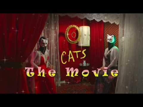 CATS THE MOVIE A Major Motion Picture (released For A Lot Of Money)