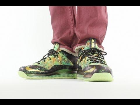c3739d87c6b8 Nike Lebron 10 Celebration Pack