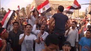Mısır Cumhurbaşkanı ültimatoma meydan okuyor