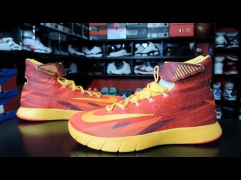 the best attitude 33f3c 71d73 First Impression  Nike Zoom HyperRev - WearTesters
