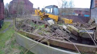 Exploring Huge Disused Farm (everything left behind)