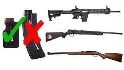 US State Laws 22lr Rifles CA,CO,MD,NJ,MA,CT,NY,IL