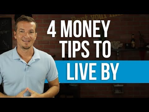 4 Personal Finance | Money TIPS To Live By