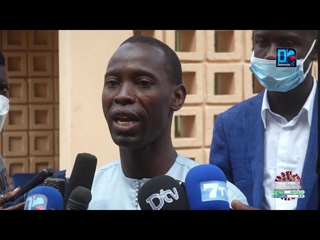 """Délivrance de le carte nationale de presse: """"La commission attend l'aval du ministre """"Daouda Mine"""