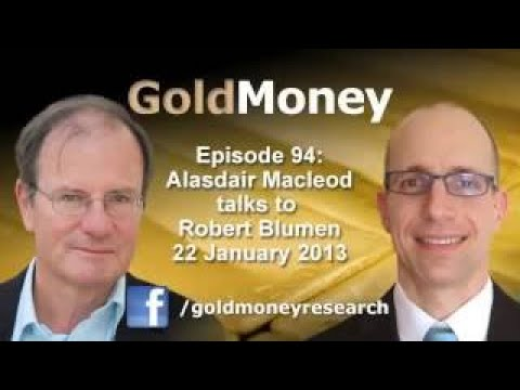 Robert Blumen debunks gold supply vesves demand misconceptions