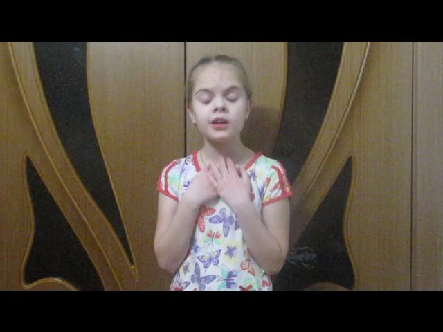 Изображение предпросмотра прочтения – АлександраШабанова читает произведение «Послушайте! (Послушайте! Ведь, если звезды зажигают…)» В.В.Маяковского