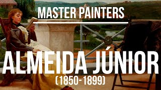 Jos Ferraz de Almeida (1850-1899) A collection of paintings & drawings 4K Ultra HD Silent Slideshow