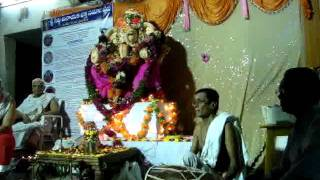 Appaji Bhajans by Usha at  Ganpatulu-malakpet-2011