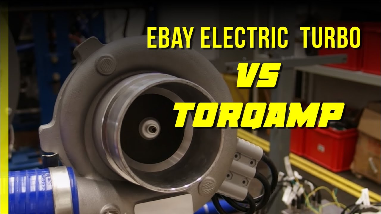Ebay Electric Supercharger Vs Torqamp