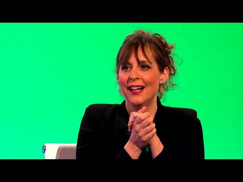 Did Mel Giedroyc lick David Bowie's cake? - Would I Lie to You?: Series 8 Episode 3 - BBC One