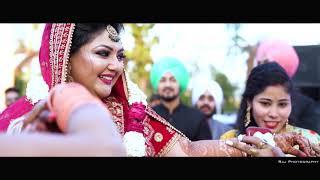 Amar Sehmbi  Brother# wedding teaser 2020 Manjeet with Bismeet || Munda Sohna Jeha # Simer Doraha ||