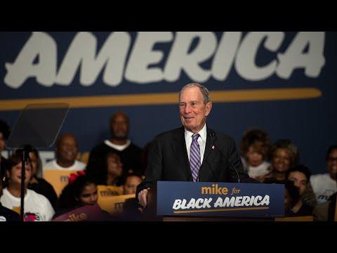 Bloomberg Banks on Black Political Elites Selling Out