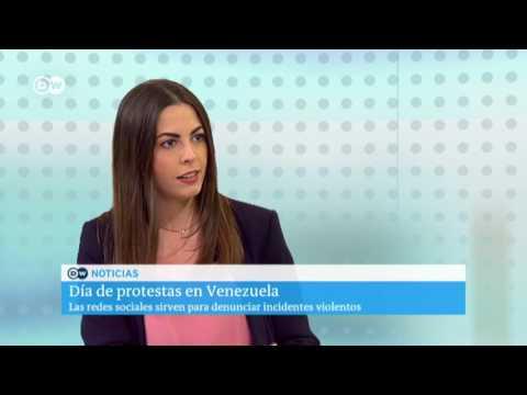 Protestas en Venezuela: Las denuncias del momento en redes