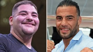 BREAKING! (WOW) ANDY RUIZ SET TO RETURN AGAINST MANUEL CHARR FOR THE WBA HEAVYWEIGHT TITLE....?