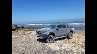 Ford Ranger Raptor test PL Pertyn Ględzi