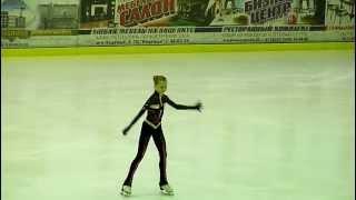 Елена Радионова, КП, Финал Кубка России 2012