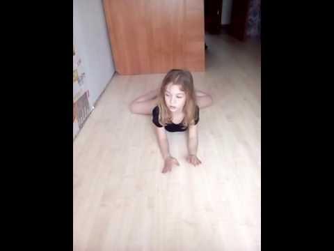 Гимнастический челлендж