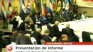 Concluye VII Cumbre del ALBA con firma de declaración política y económica 17/10/2009