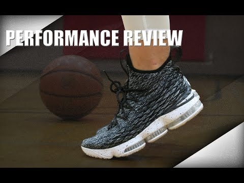 Nike LeBron 15 Performance Review