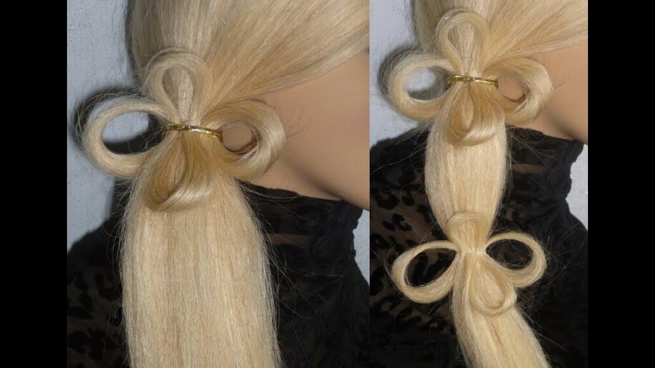 schnelle frisur zum selbermachen ohne flechten zopffrisuren romantic flower hairstyle peinados. Black Bedroom Furniture Sets. Home Design Ideas