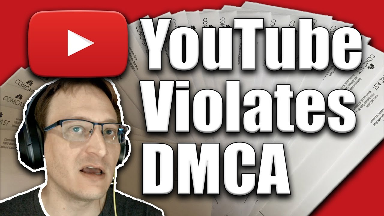 YouTube's DMCA Double Standard