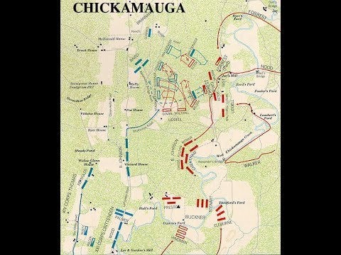 They're Running - The Battle of Chickamauga - Ultimate General: Civil War - Union Part 50