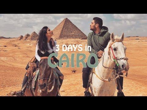 THREE DAYS IN CAIRO VLOG - رحلتنا إلى مصر