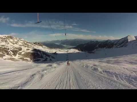 IES Vienna 2014 - Ski Trip at the Kitzsteinhorn