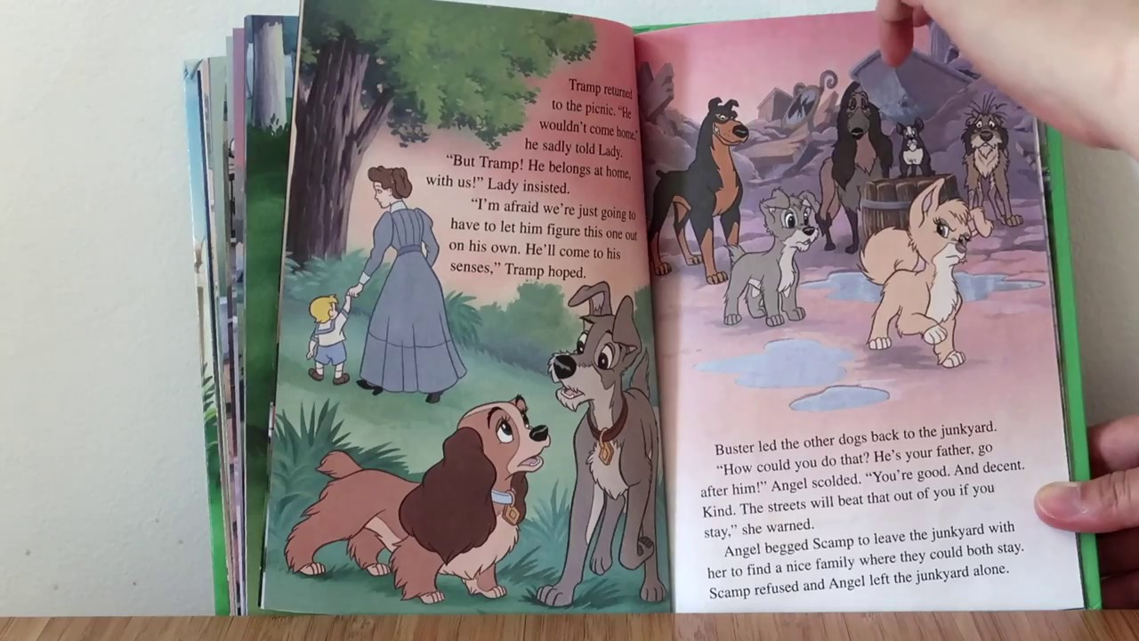 Closing To Lady And The Tramp Ii Scamp S Adventure 2001 Vhs Part 1 By Noetic Mattox