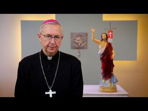 Życzenia Wielkanocne Przewodniczącego Episkopatu Polski