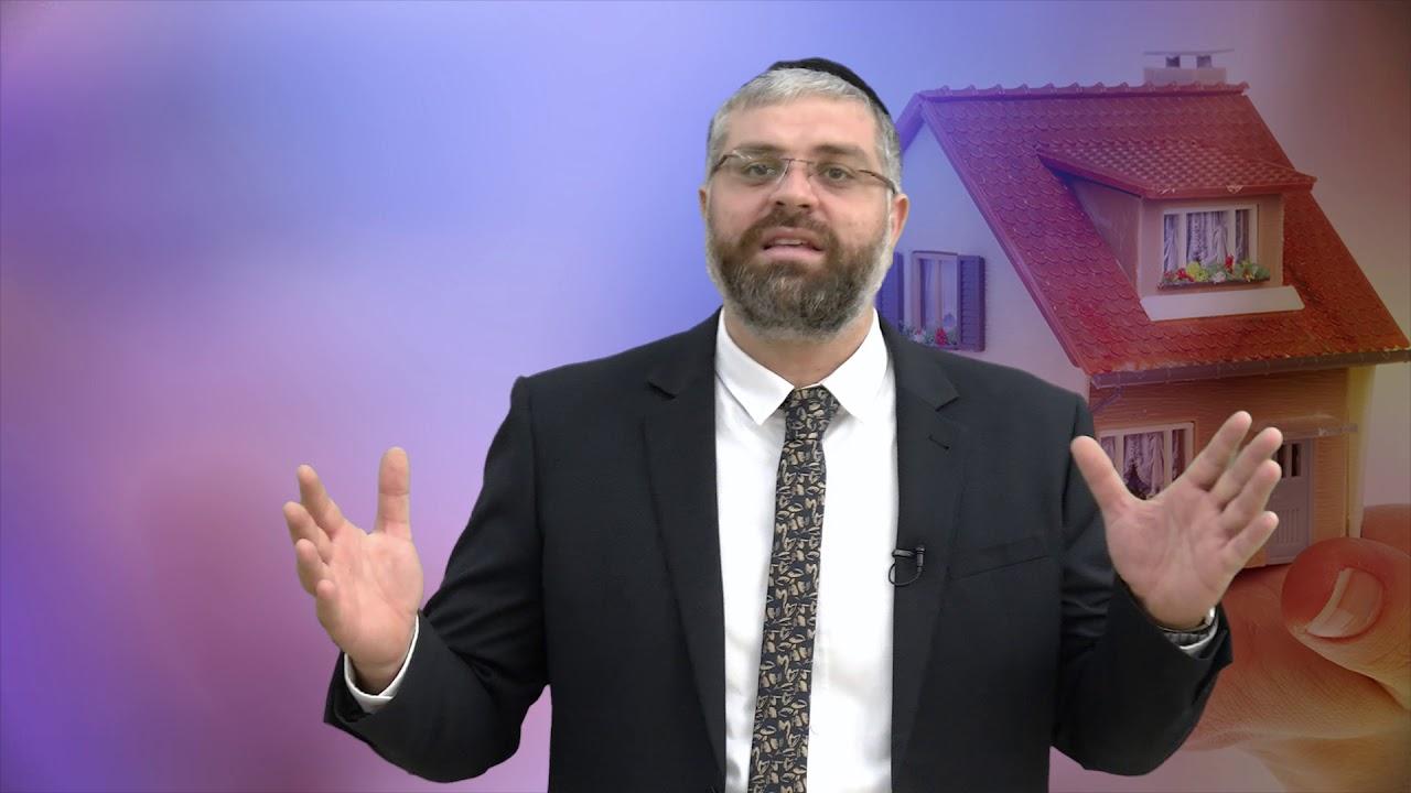 הרב מיכאל כהן - דירת חמישה חדרים HD