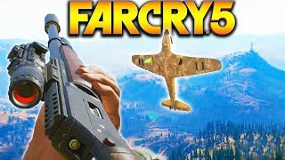 One of Stodeh's most viewed videos: NO SCOPING PILOTS Far Cry 5 Best Twitch moments (Epic, Funny, Fails)