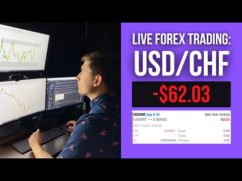 Real Forex Trade: How to Lose $62 Like a Pro! (Forex Reality Check)