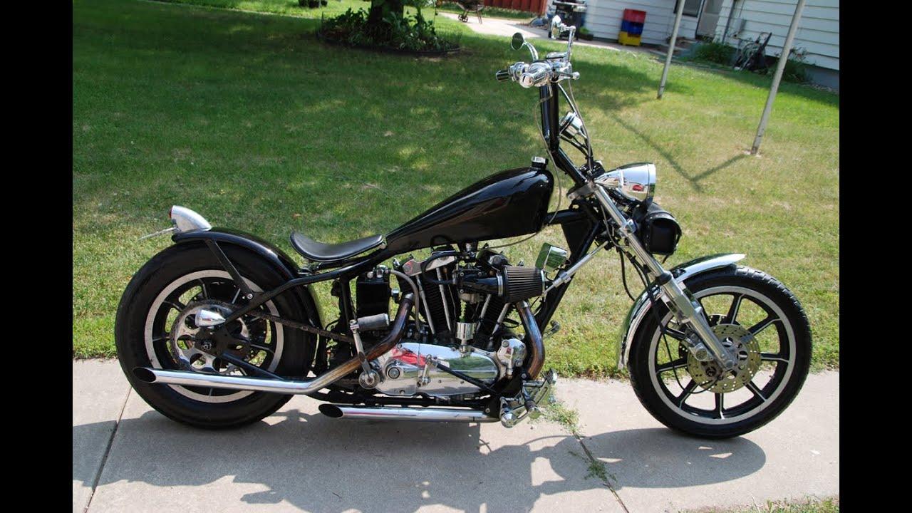 1960 Harley Davidson Sportster