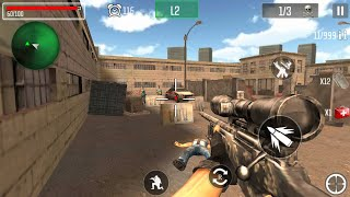 Best Swat Sniper Game(Android Gameplay )