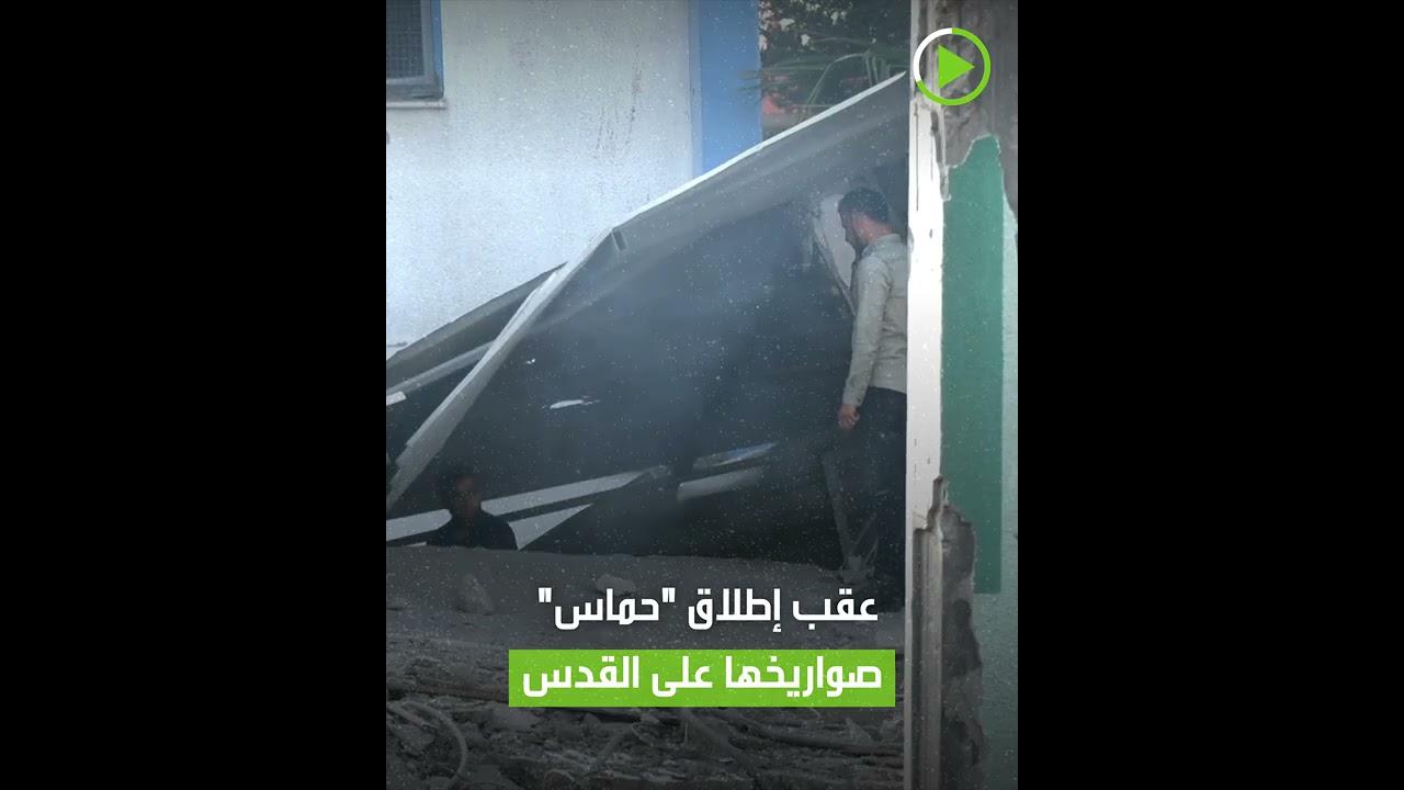 صفارات إنذار في القدس بعد سلسلة صواريخ من قطاع غزة!  - نشر قبل 32 دقيقة