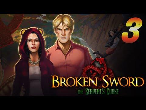 Let's Play Broken Sword 5 The Serpent's Curse► Circumstantial FLIF-FLAF | #3 |