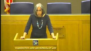 Tucker Lecture 2015 - Chief Judge Diane Wood