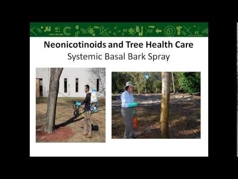 Plant Health Care and Pollinators