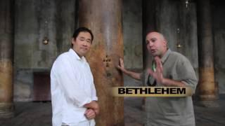 Tim Chey in Bethlehem for 'Epic Journey' Seen on Daystar TV