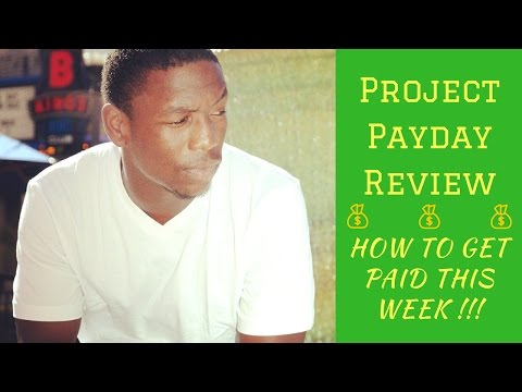 Best Project Payday Review – 💰 Learn How To Get Paid This Week 💰