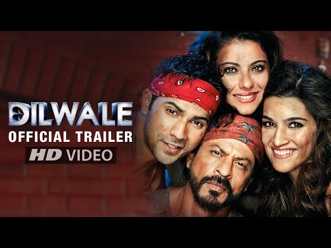 Dilwale Oficial Trailer