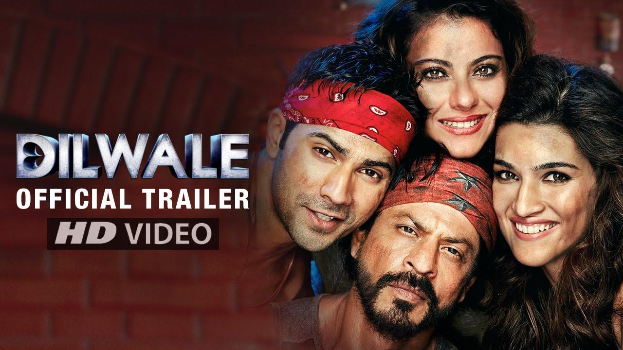 dilwale trailer kajol shah